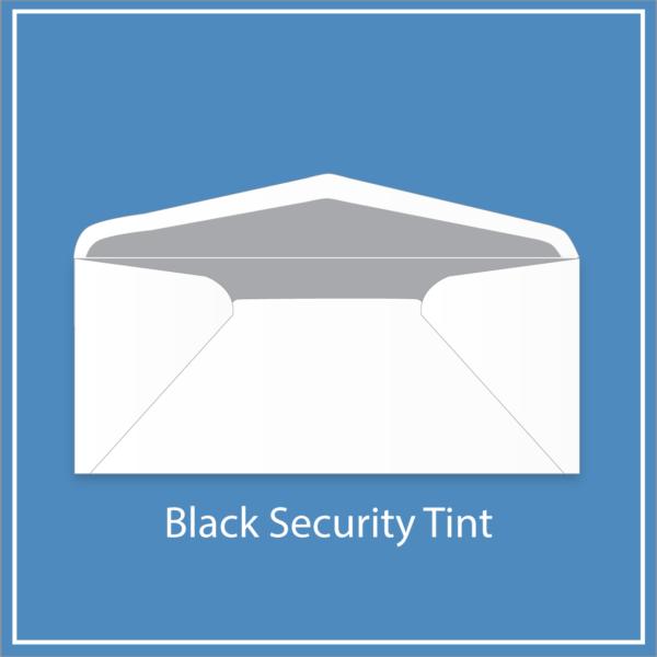 morewithprint 10reg envelope black tint 600x600 inside view wp