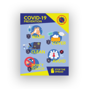 cp TC Covid Prevention x Thumbnail BY COVID