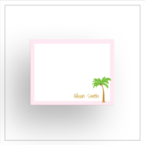 ANCmorewithprint a size notecards flat style thumbnail Mock up