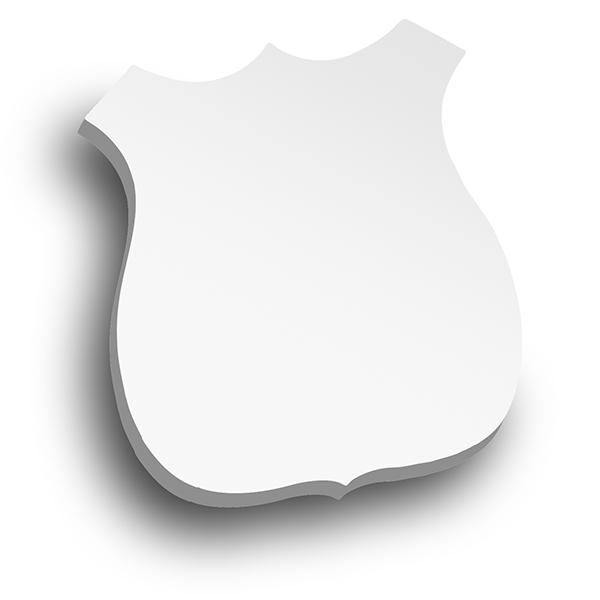 Medium Badge die virtual