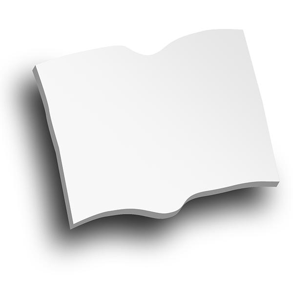 Medium Flag Book die virtual
