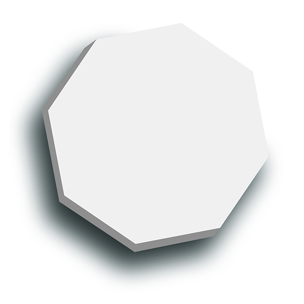 Small Octagon die virtual