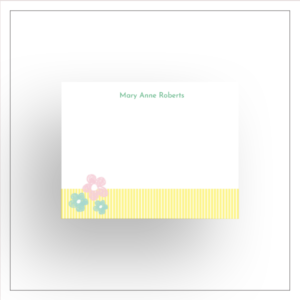 morewithprint a size notecards flat style thumbnail Womens E