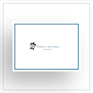 morewithprint a size notecards flat or foldover MOCKUP thumbnail for him Turtle