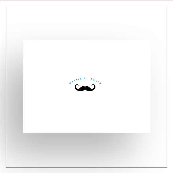 morewithprint a size notecards flat or foldover MOCKUP thumbnail for him hipster