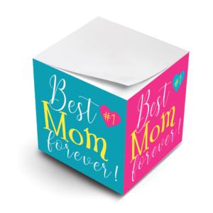 MWP Moms Sticky Note Cube Virtual