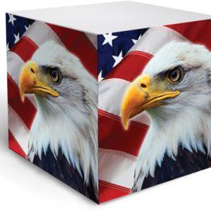 eagle note cube