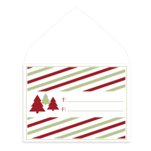 MWP Gift Card Envelopes Holiday