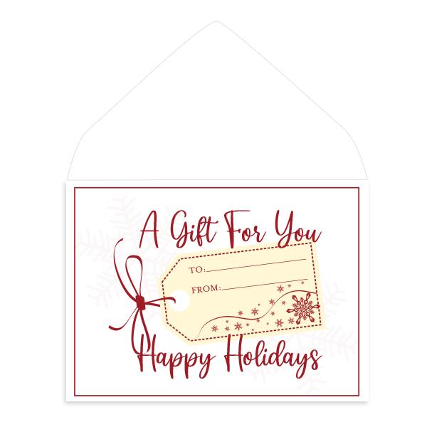 MWP Gift Card Envelopes Holiday