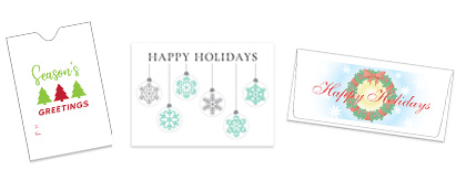 Holiday Envelopes