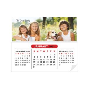 Sticky Calendar Mock Up Design You Own