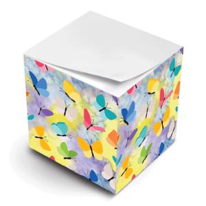 SNP Cube Butterfly Blast