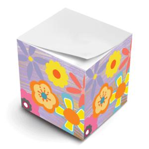 SNP Cube Flower Power