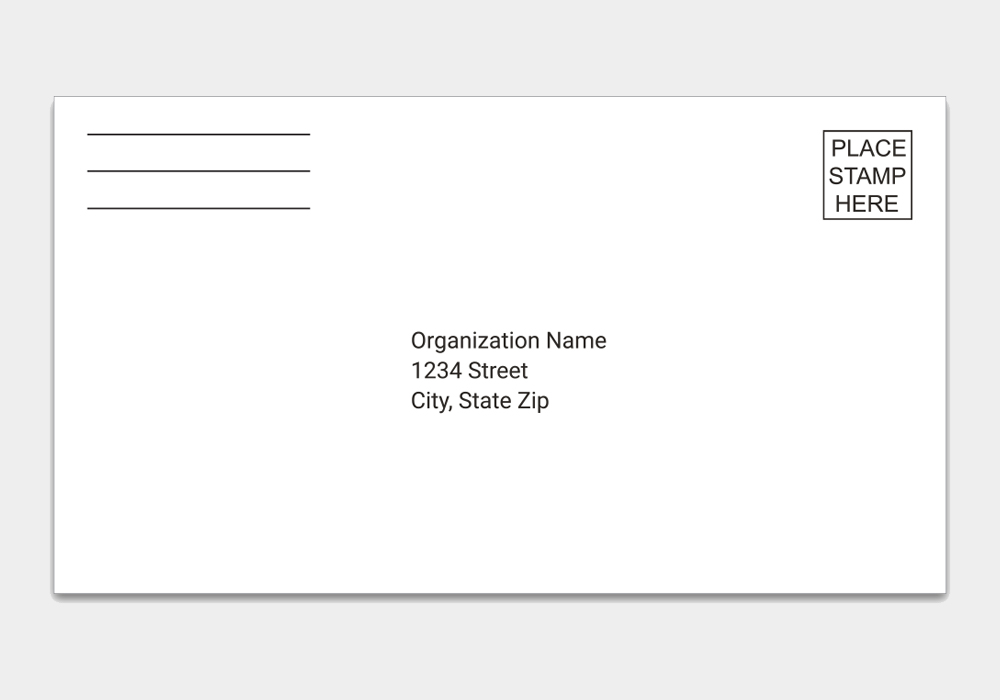 reply envelope cat