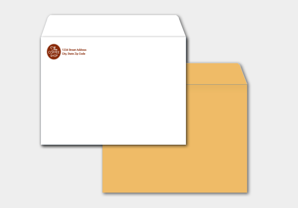 booklet envelope cat