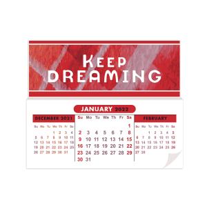Sticky Calendar Product Mock Up